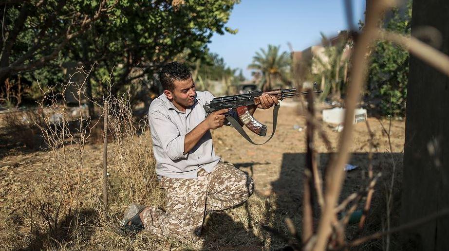 Libya Warring Factions