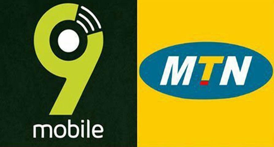 MTN 9mobile national roaming service