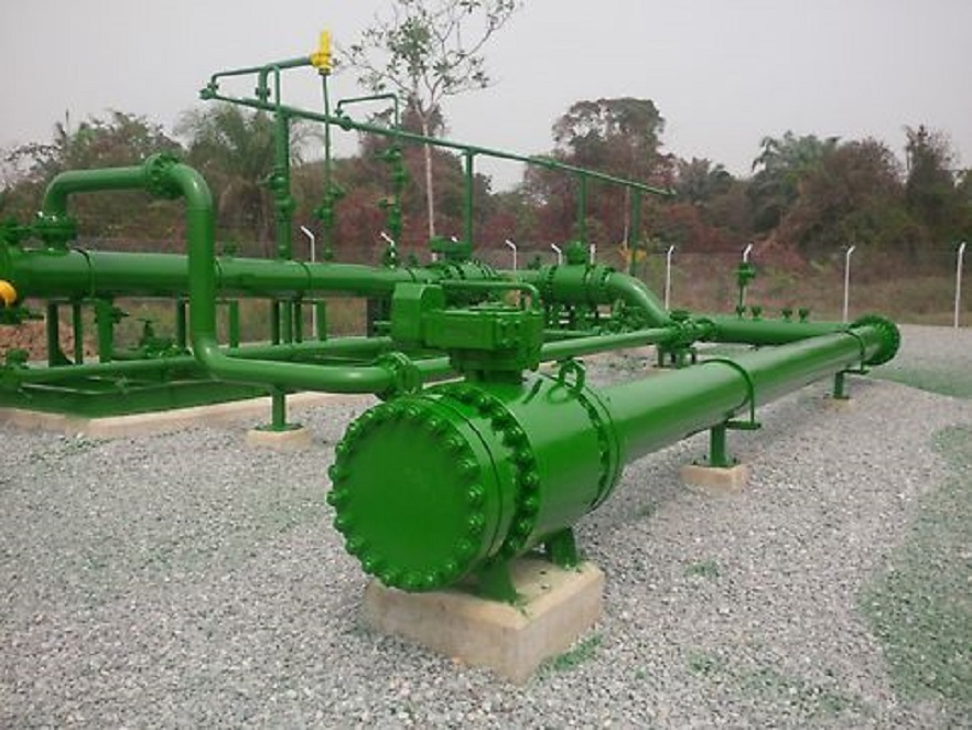 OB3 Gas Pipeline