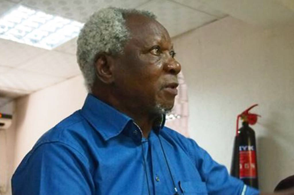 Prof JP Clark