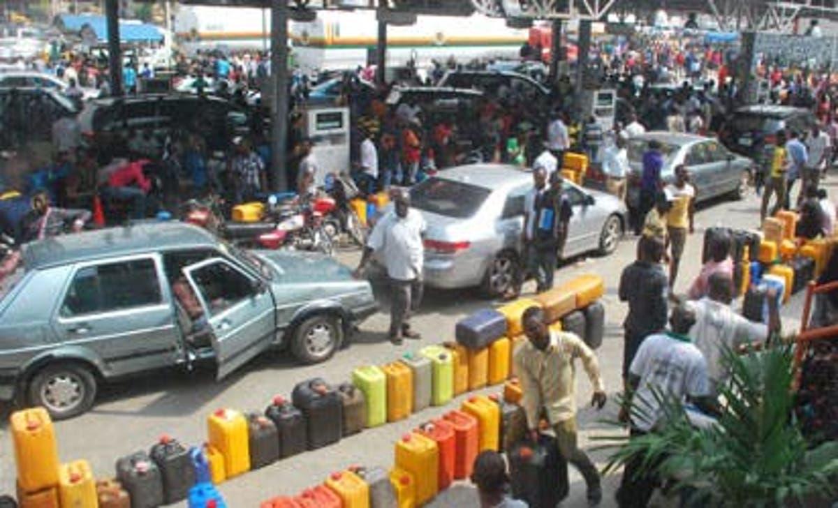 Queues at Petrol Stations
