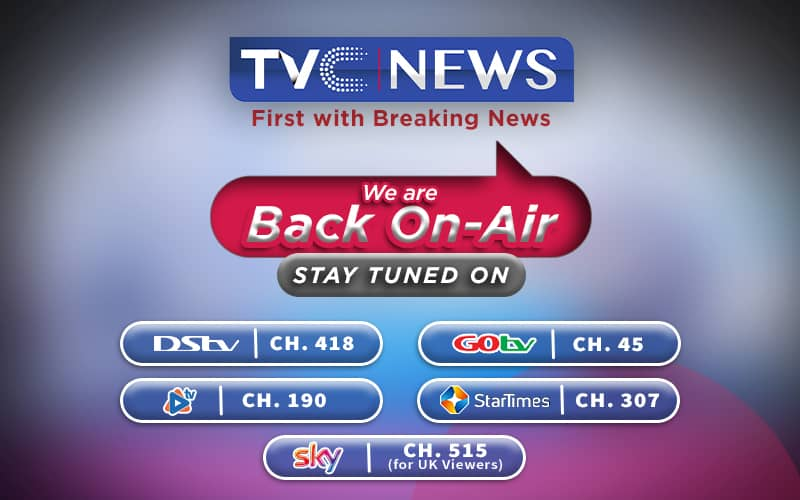 TVC Back On-Air