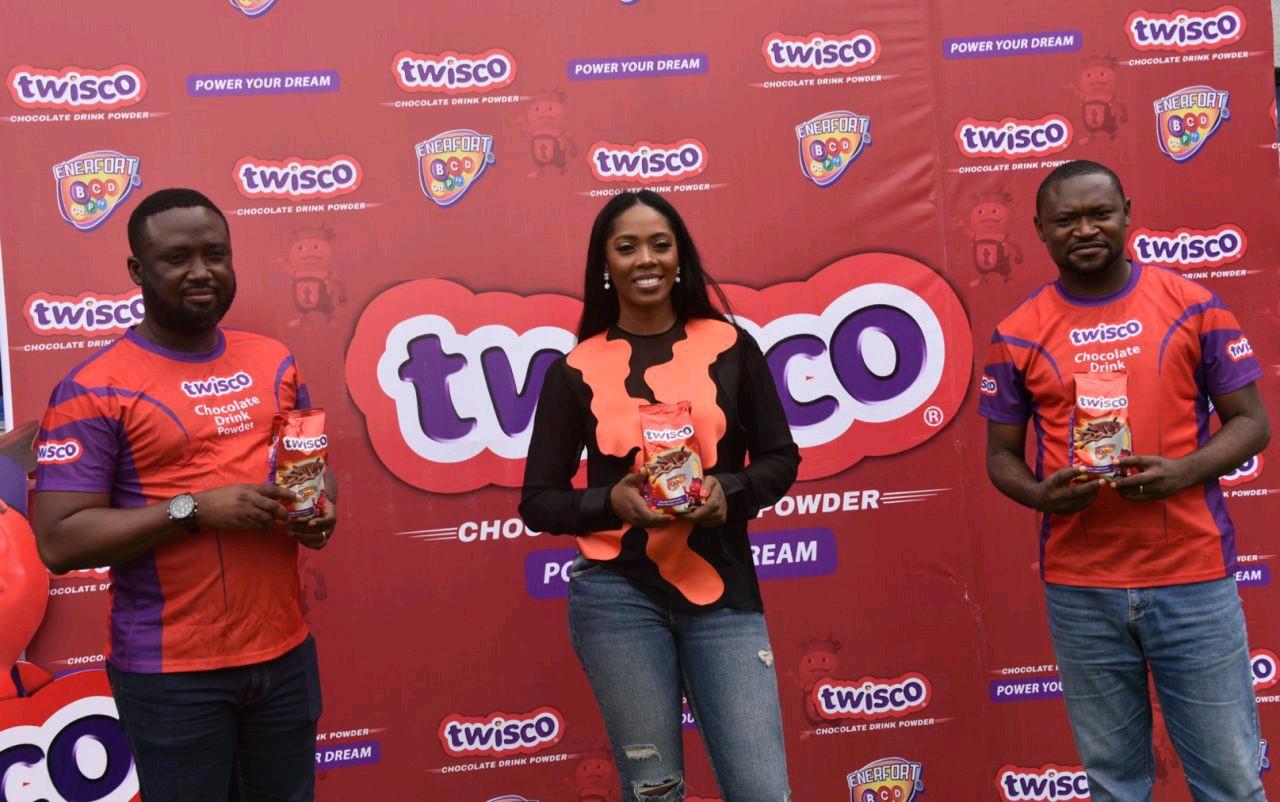 Twisco Chocolate Drink Powder