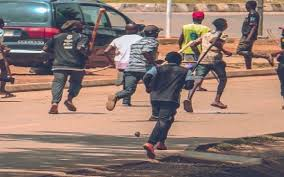 attack EndSARS Protesters