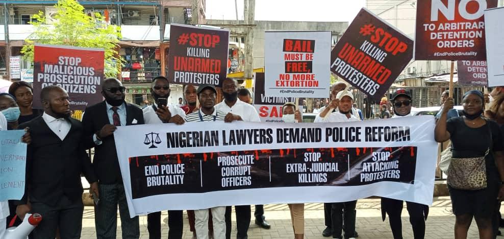 lawyers end SARS