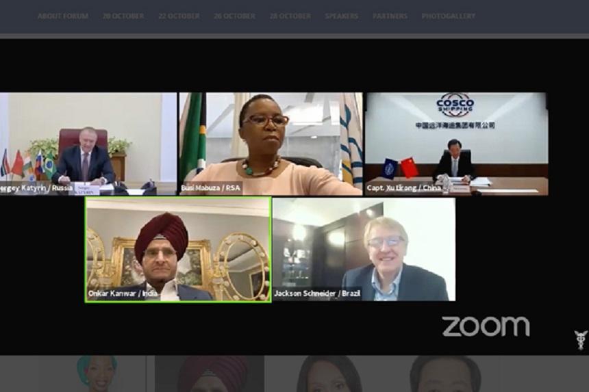 Brics Business Council 2020