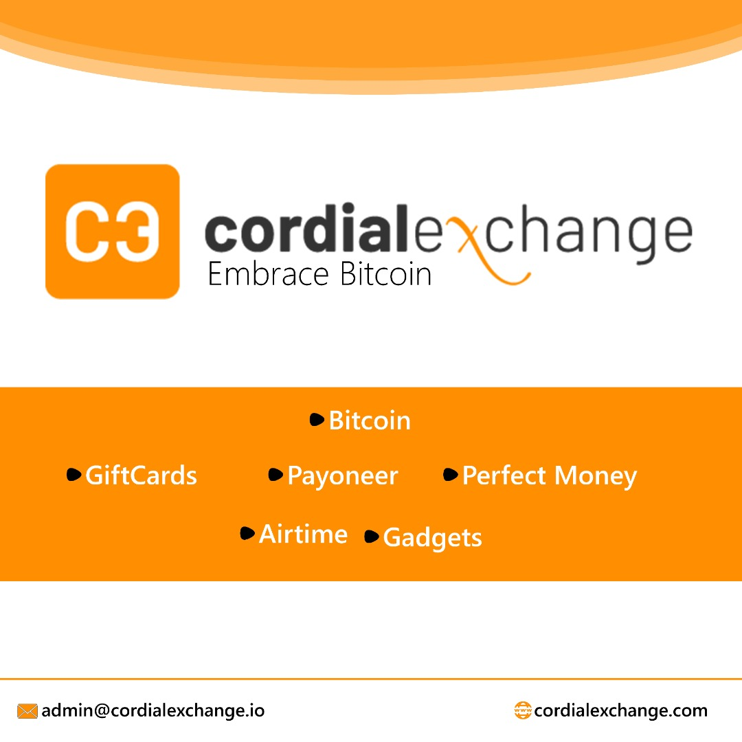 Cordial Exchange
