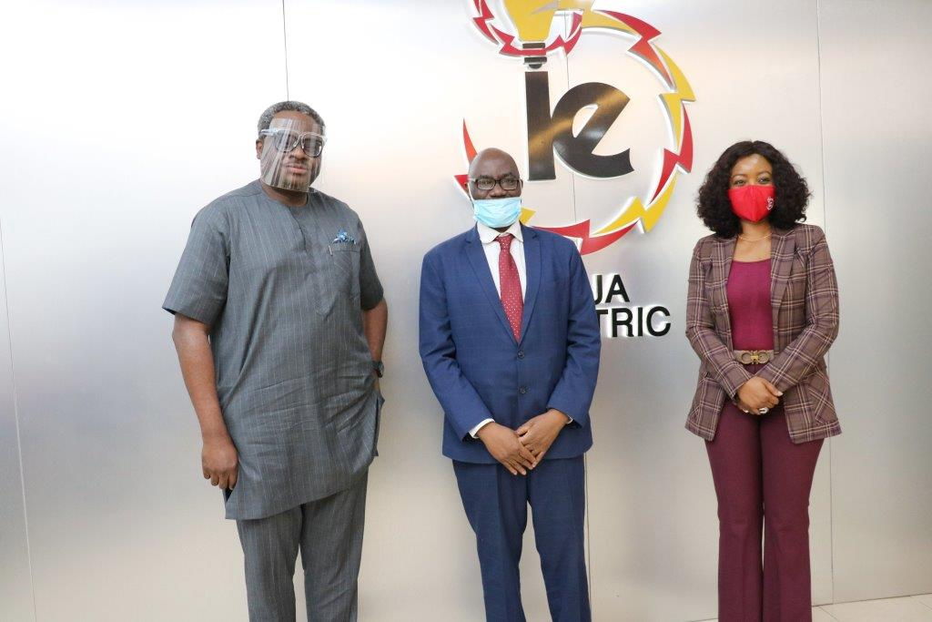 NERC at Ikeja Electric Innovative Solutions