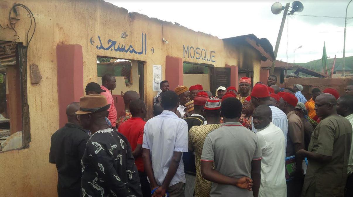 mosques in Enugu