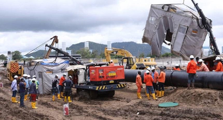 AKK Gas Project