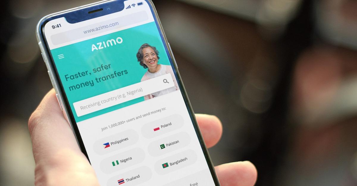 Azimo Transfer
