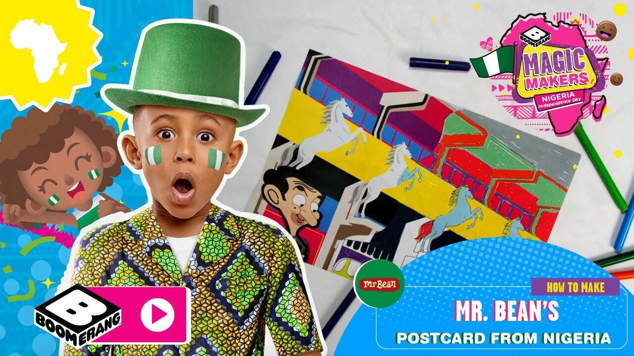 Boomerang Magic Makers Festive Edition