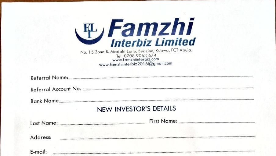 Famzhi Interbiz