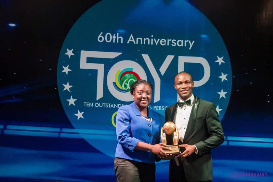 JCI Nigeria TOYP Award