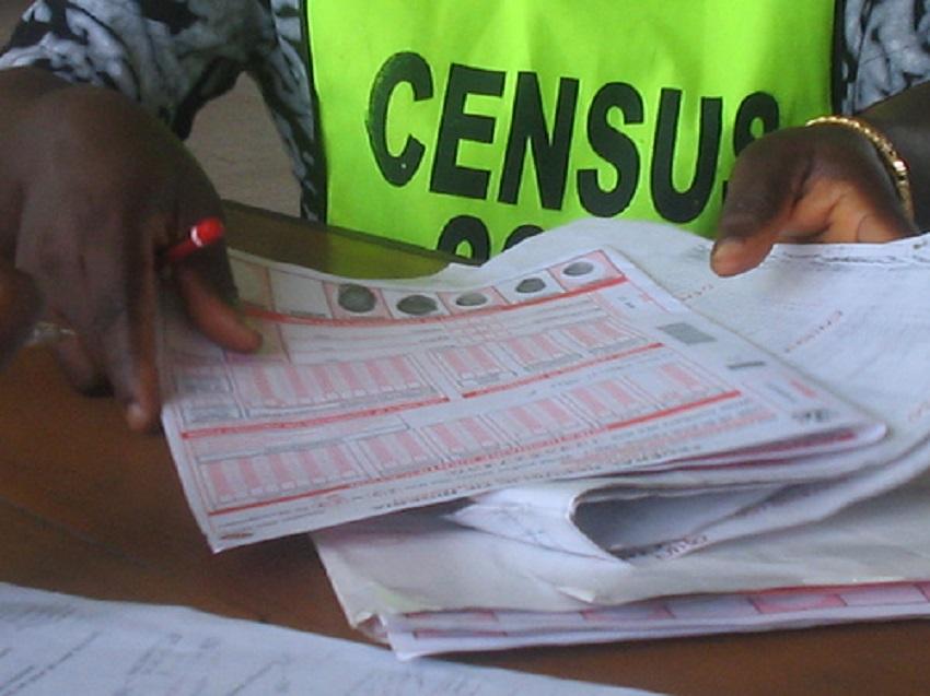 Nigerian census 206 million population