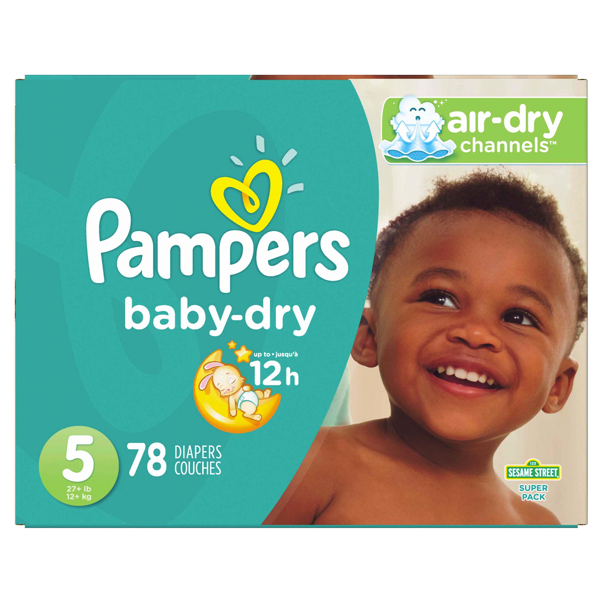 P&G Pampers