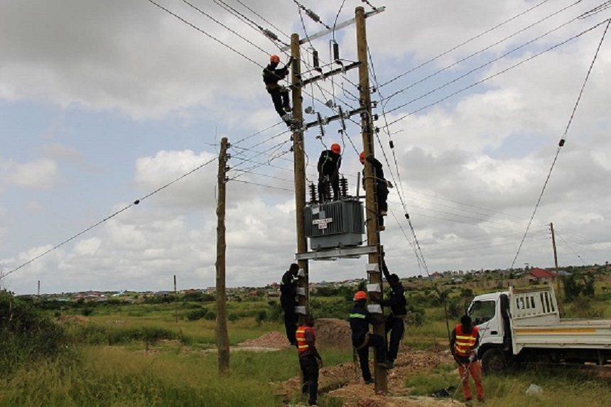 Rural Electrification Project