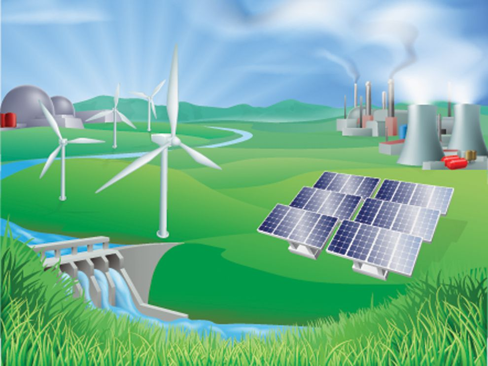 Sustainable Energy Project