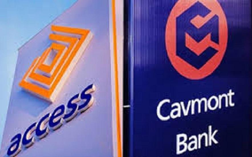 Access Bank Cavmont Bank Merger