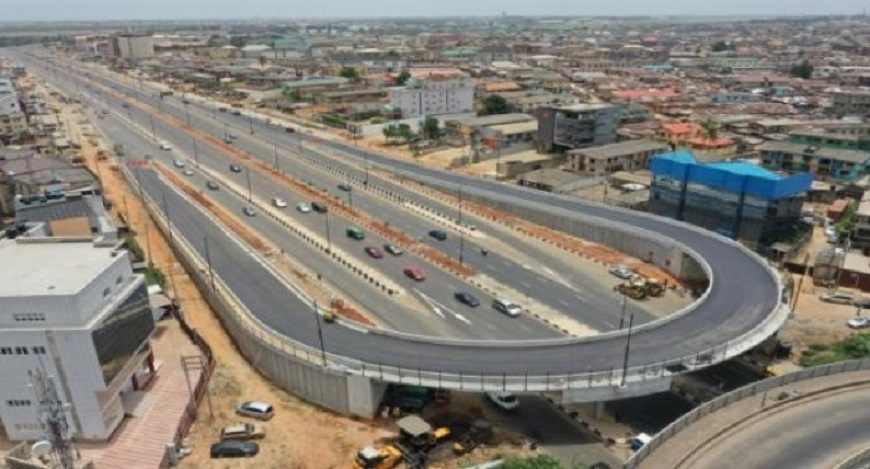 Airport Road Flyover