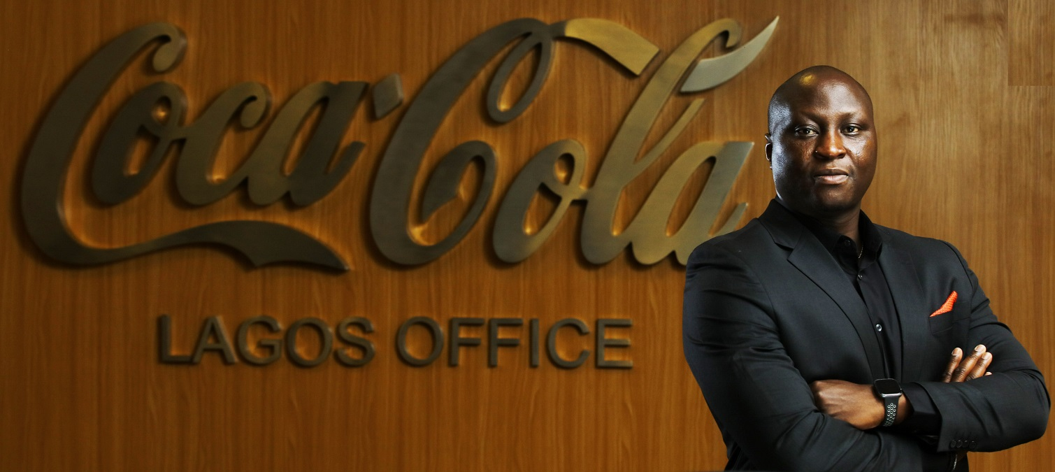Alfred Olajide Coca Cola