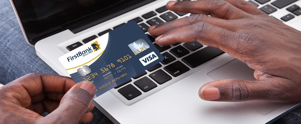 First Bank Virtual Payment Card