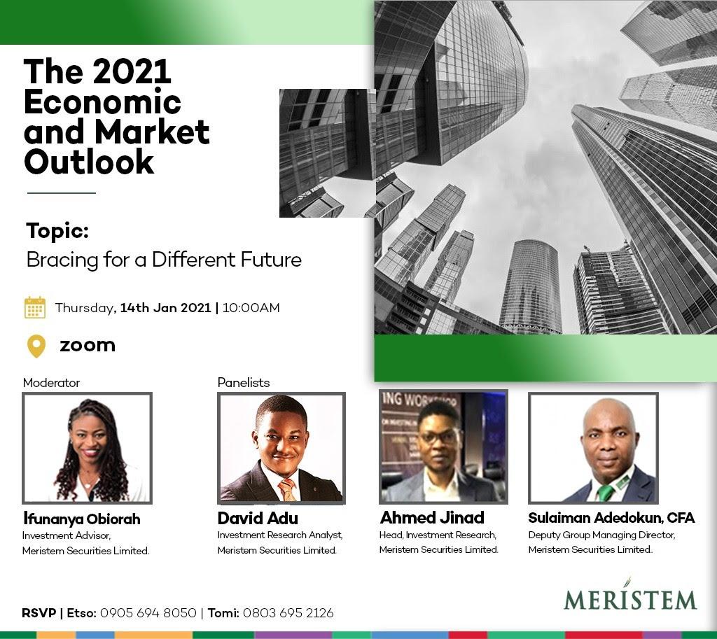 Meristem 2021 Outlook
