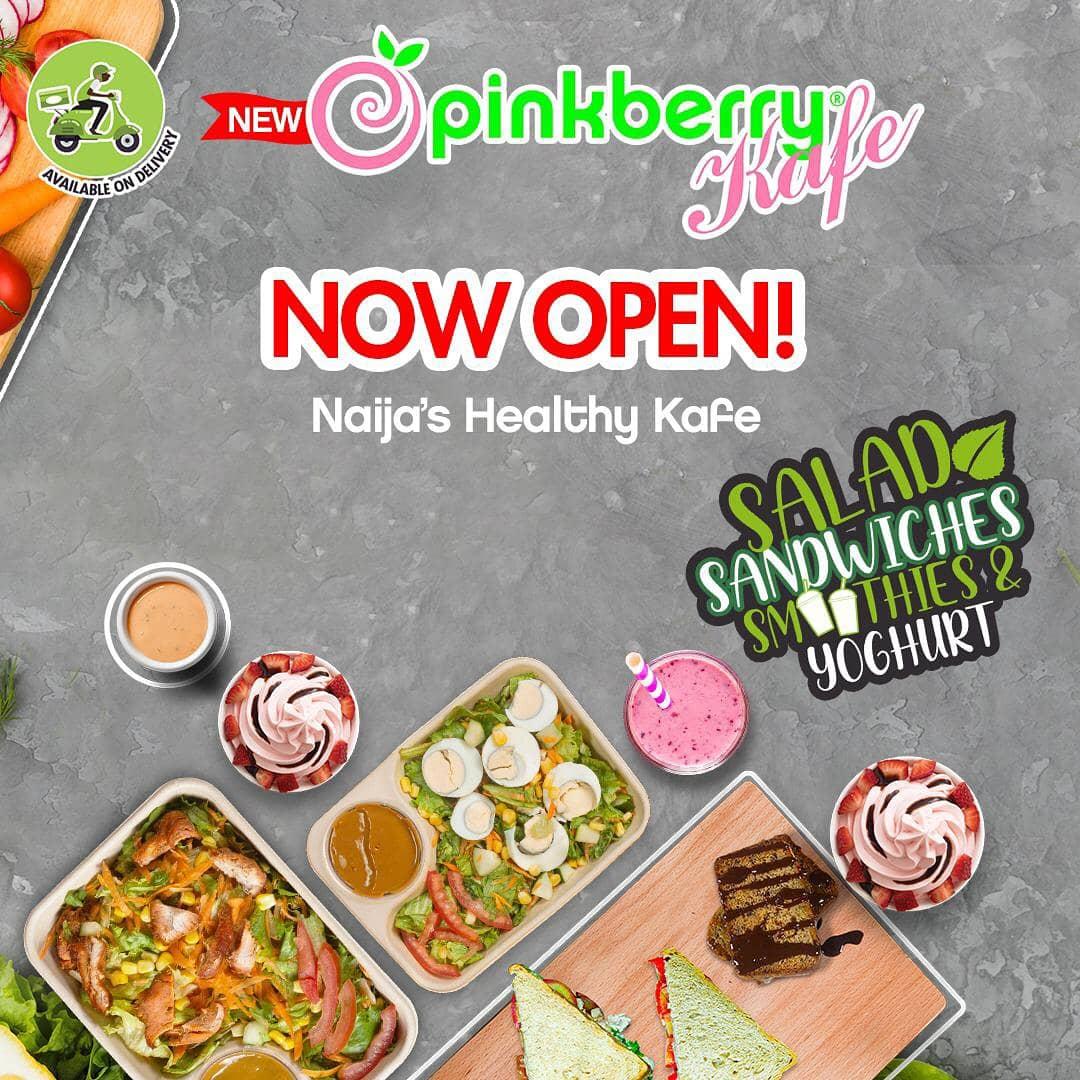 Pinkberry Kafe