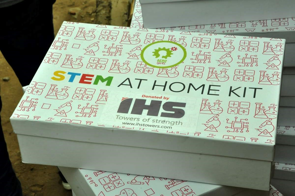 Afro-Tech Girls STEM at Home Kit