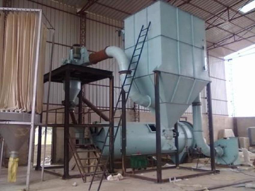 Barite Processing Plant