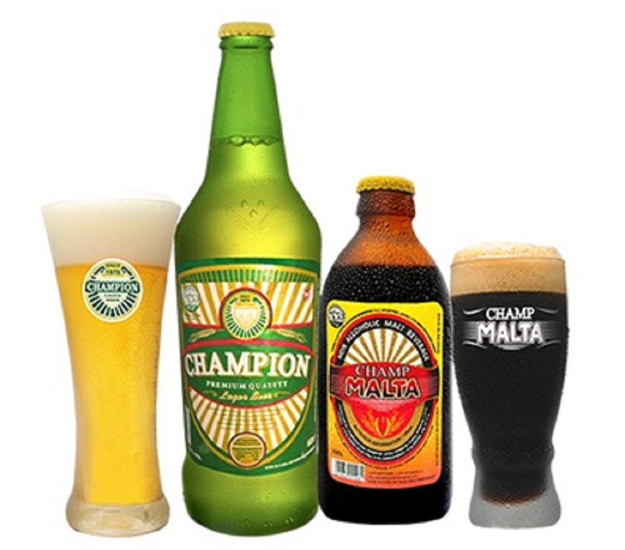 Champion Breweries shares