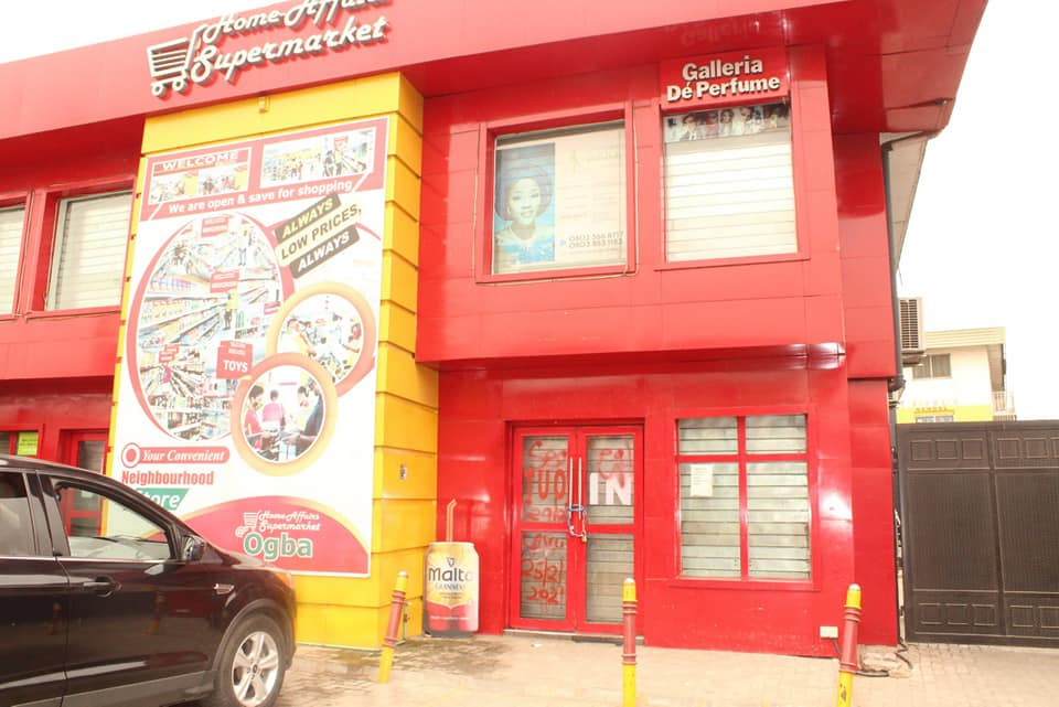 Home Affairs Supermarket