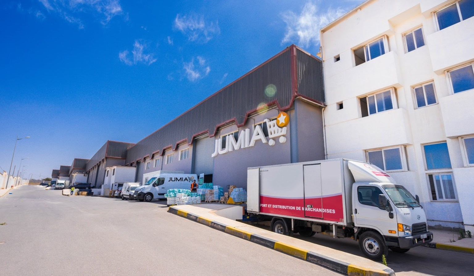 Jumia Delivery Agent