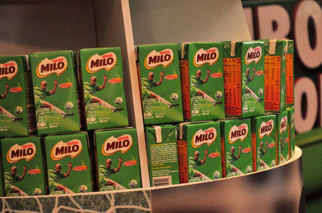 Milo RTD pack