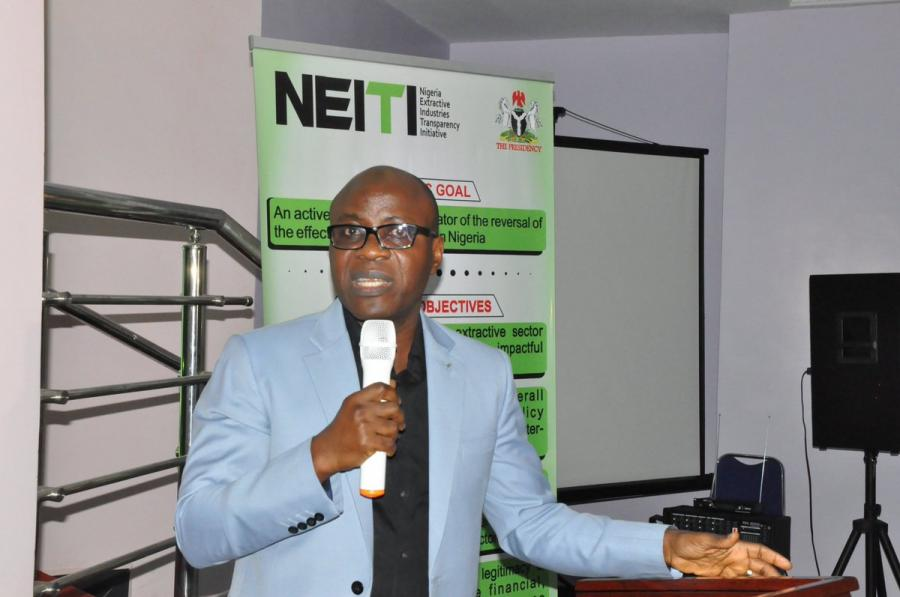 NEITI Executive Secretary