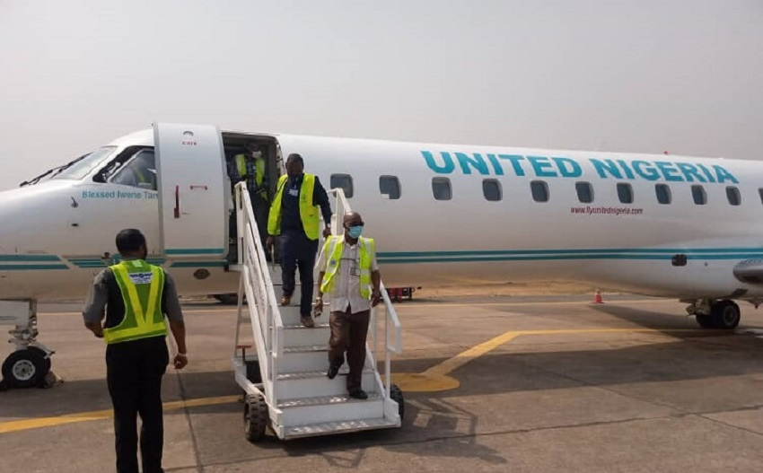 United Nigeria Airlines