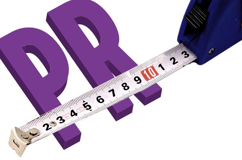 Who should measure PR