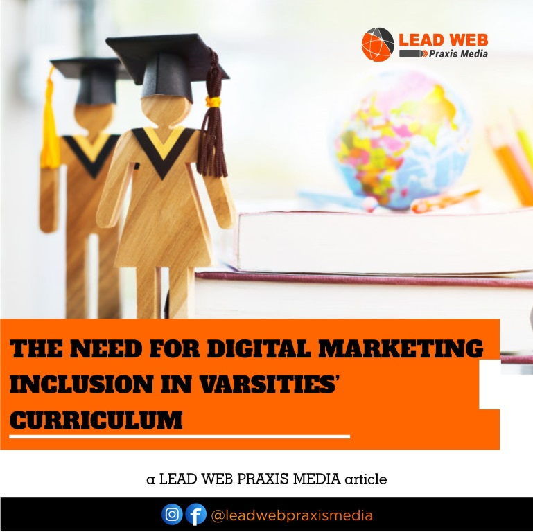 Digital Marketing Lead Web Praxis Media