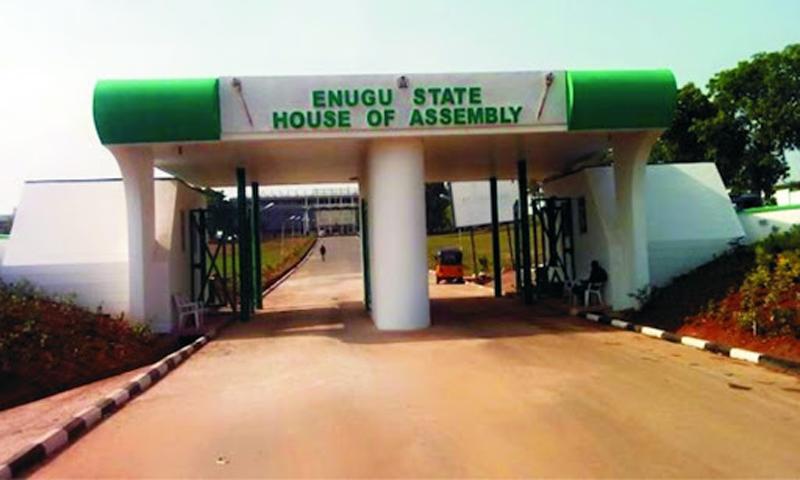 Enugu Assembly Enugu Gubernatorial Pension Bill