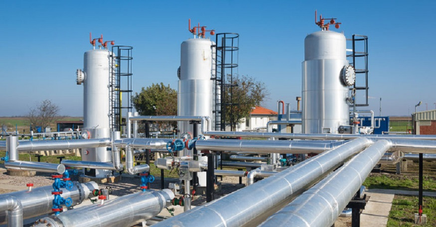 Gas Development
