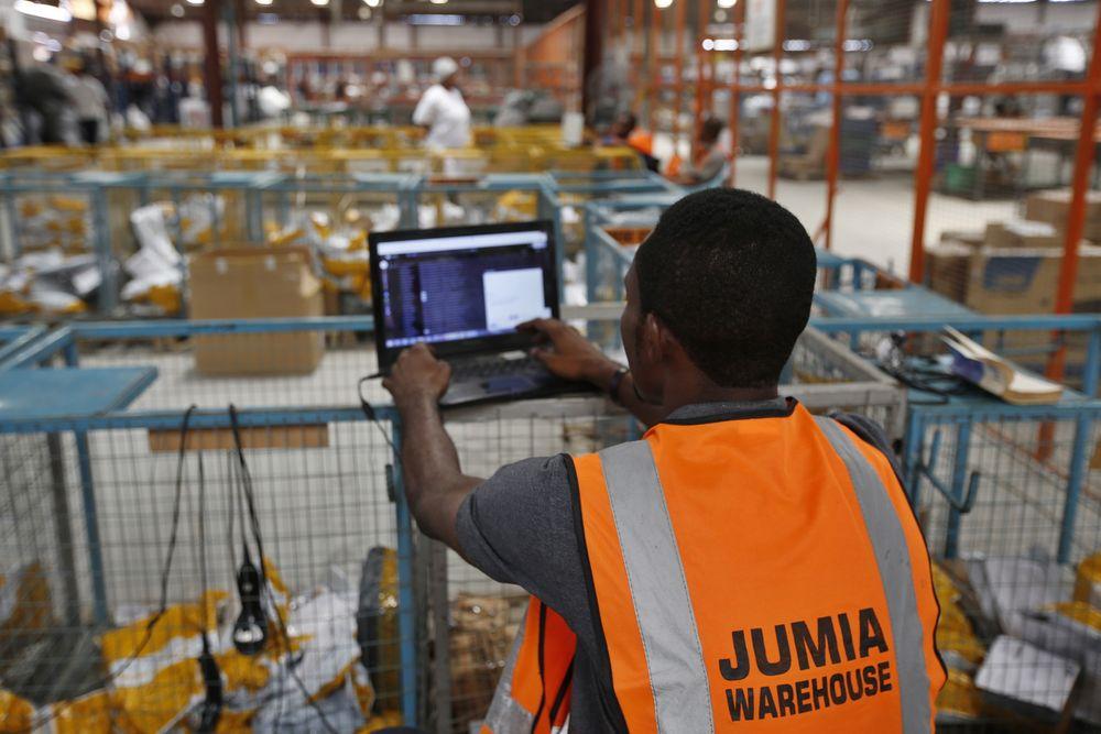 Jumia Warehouse