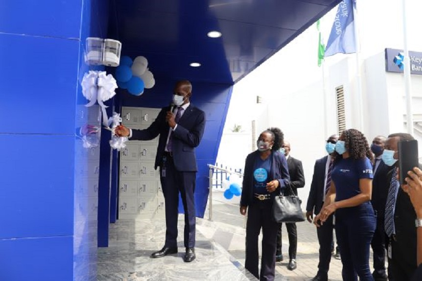 Keystone Bank Ikotun Branch