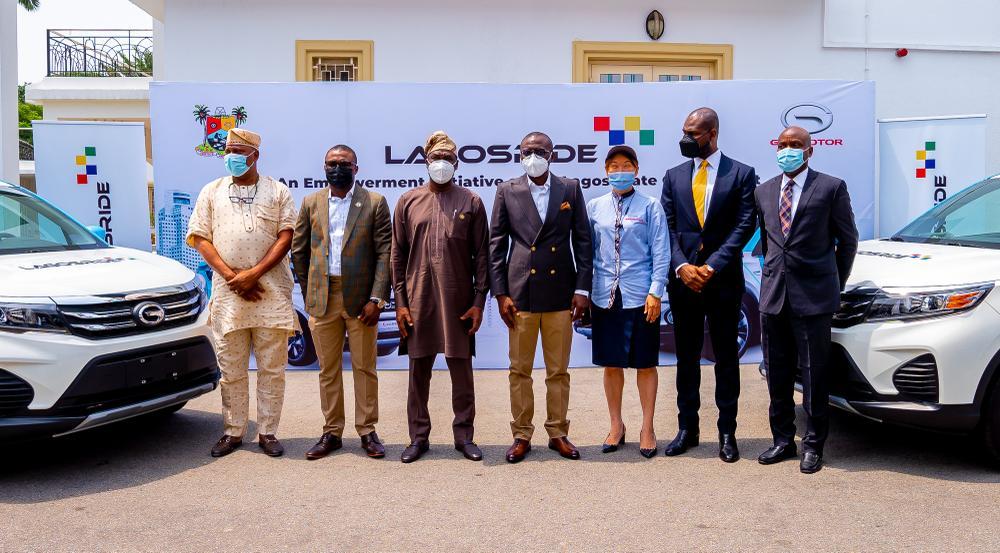 Lagos Taxi Scheme