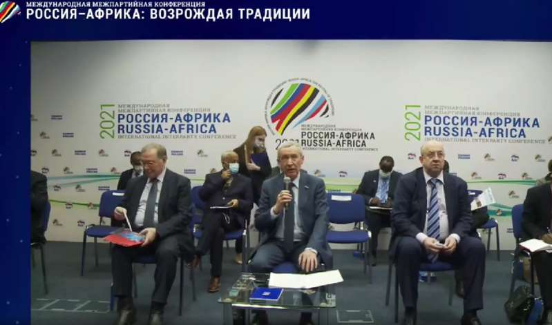 Russia Africa economic cooperation