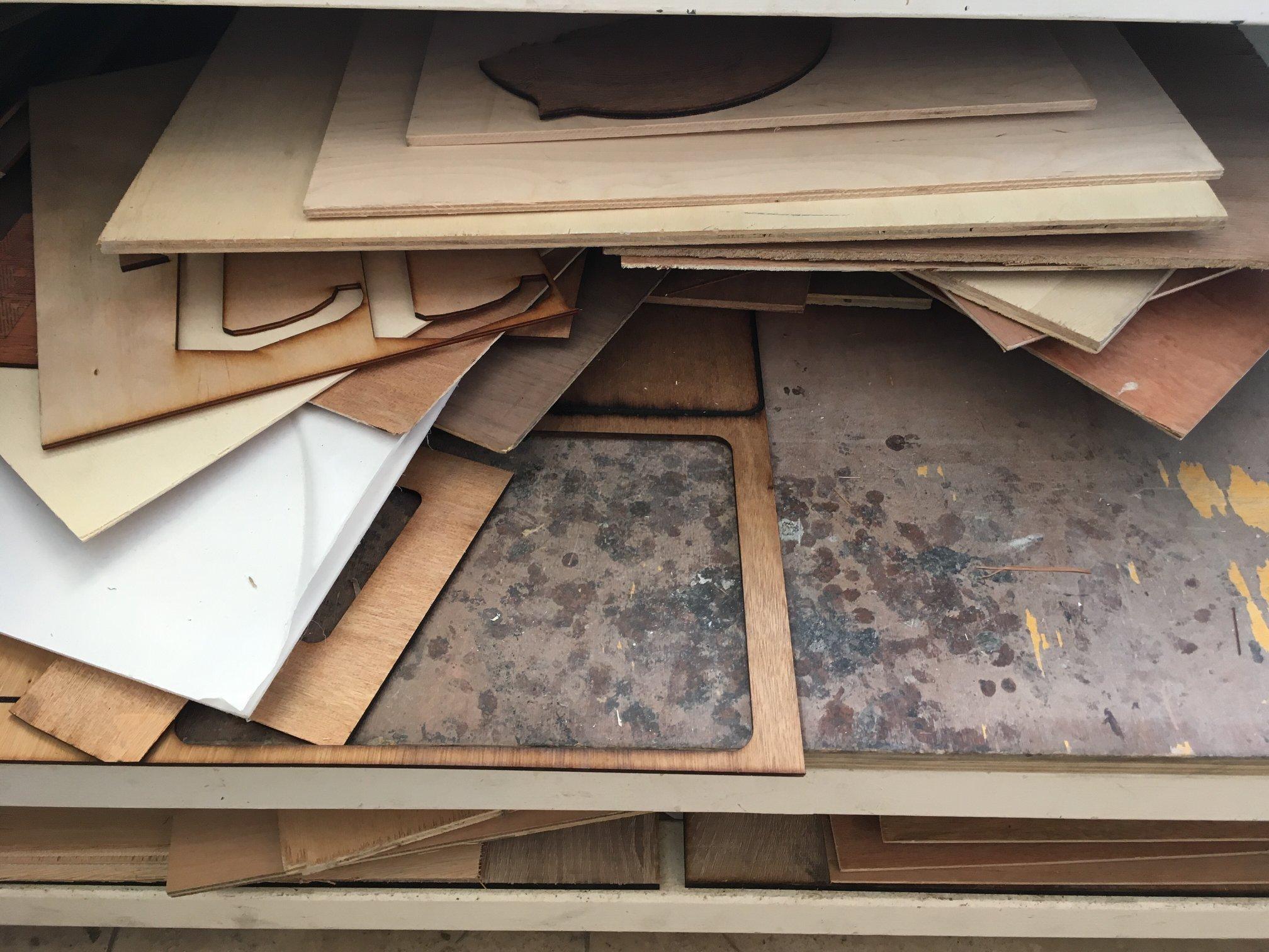 Wood Enterprise Cluster