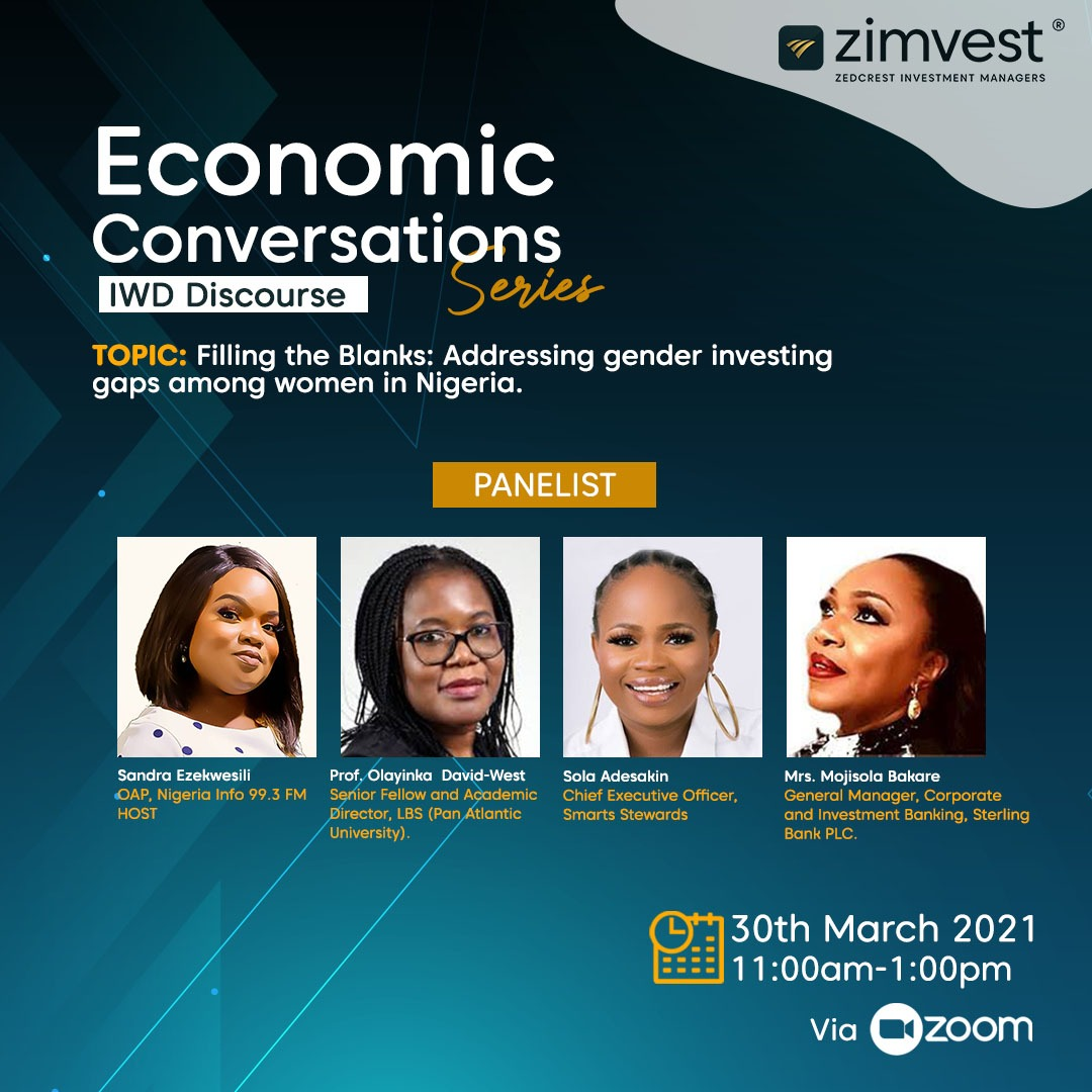 Zimvest Gender Investing Gaps