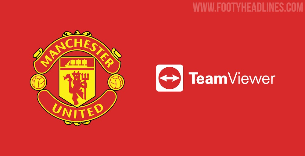 manchester united TeamViewer