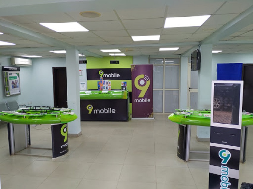 9mobile Experience Centres