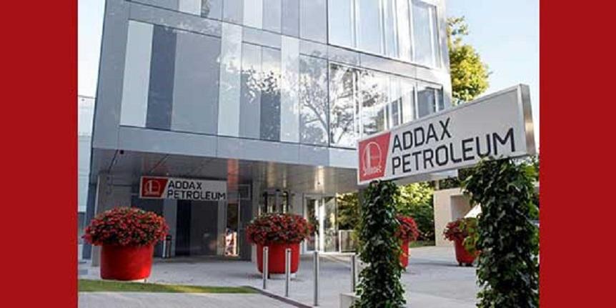 Addax Oil Mining Licenses