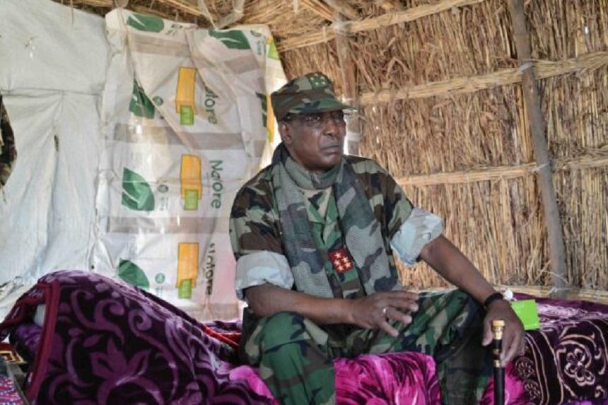 Chad president Idriss Deby